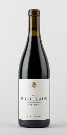 2015 High Plains Red Wine