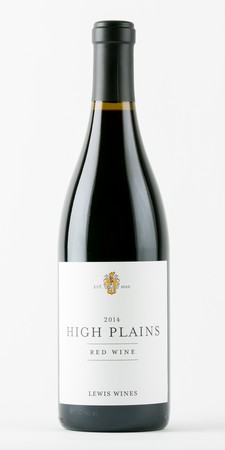 2014 High Plains Red Wine