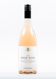 2018 Hill Country Rosé