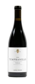2016 Texas Tempranillo